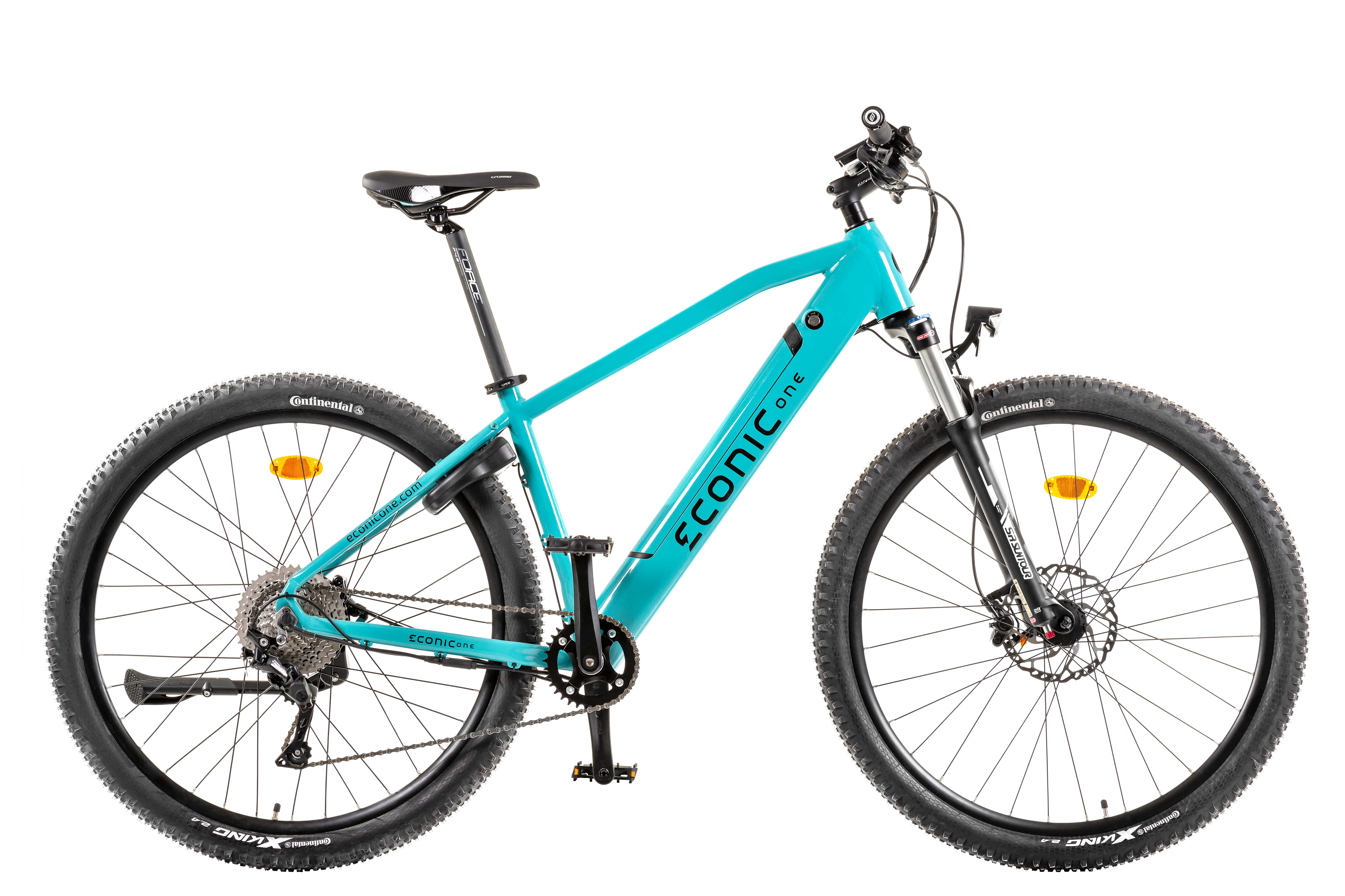 VTC Electrique Econic One Cross-country Smart M 44cm turquoise