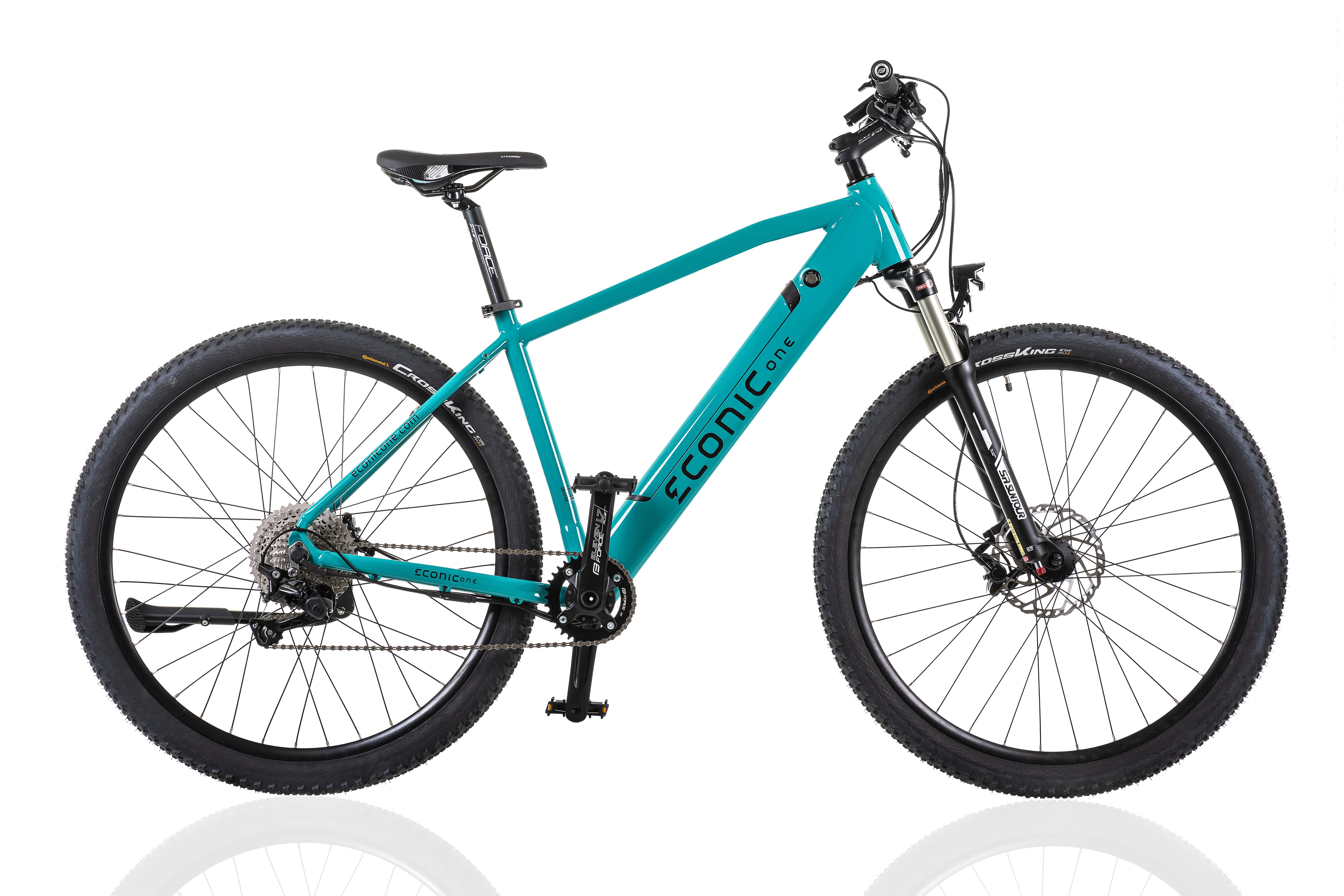 VTC Electrique Econic One Cross-country L 48cm turquoise