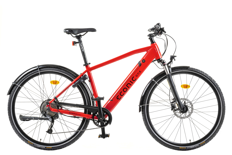VTC Electrique Homme Econic One Urban Smart XL 52cm rouge